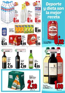 Ofertas de Refrescos  en el folleto de Unide Supermercados en Madrid