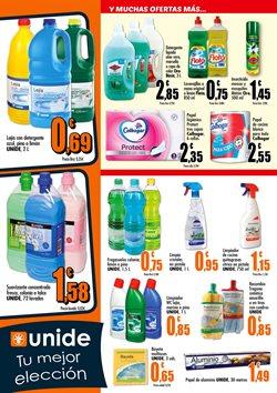 Ofertas de Luzil  en el folleto de Unide Supermercados en Santa Lucía de Tirajana