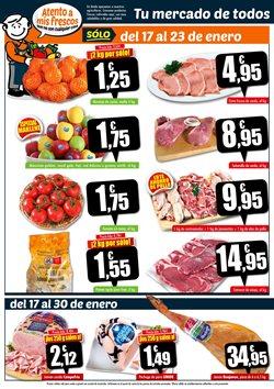 Ofertas de Solomillo de cerdo  en el folleto de Unide Supermercados en Madrid