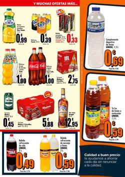 Ofertas de Fanta  en el folleto de Unide Supermercados en Madrid