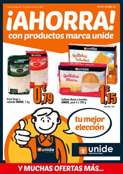 Ofertas de Unide Supermercados  en el folleto de Vecindario