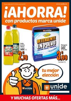 Ofertas de Unide Supermercados  en el folleto de Pamplona