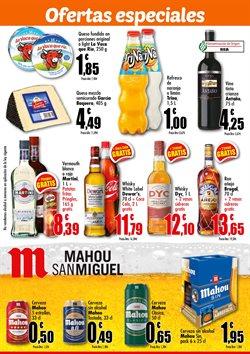 Ofertas de Bebidas alcohólicas  en el folleto de Unide Supermercados en Alcalá de Henares