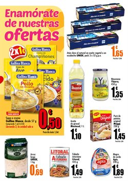 Ofertas de Maggi  en el folleto de Unide Supermercados en Madrid