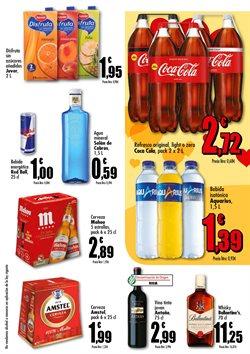 Ofertas de Cerveza  en el folleto de Unide Supermercados en Murcia