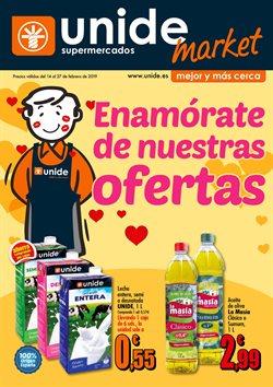 Ofertas de Unide Supermercados  en el folleto de Ávila