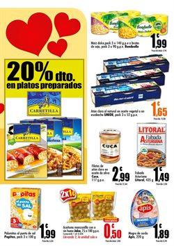 Ofertas de Bonduelle  en el folleto de Unide Supermercados en Alcalá de Henares