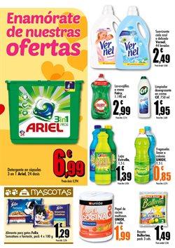 Ofertas de Ariel  en el folleto de Unide Supermercados en Ávila