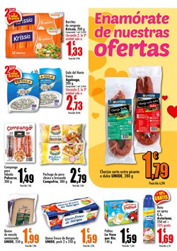 Ofertas de Campofrío  en el folleto de Unide Supermercados en Alicante