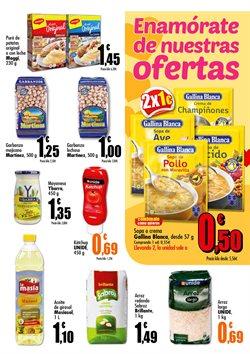 Ofertas de Gallina Blanca  en el folleto de Unide Supermercados en Alicante