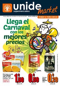 Ofertas de Unide Supermercados  en el folleto de Telde