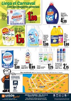 Ofertas de Luzil  en el folleto de Unide Supermercados en Arona