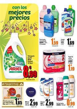 Ofertas de Ariel  en el folleto de Unide Supermercados en Madrid