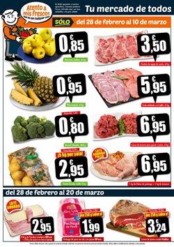 Ofertas de Patatas  en el folleto de Unide Supermercados en Madrid