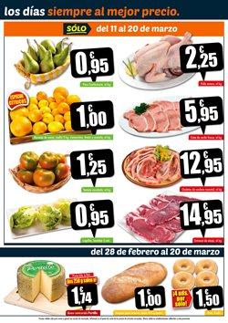 Ofertas de Donuts  en el folleto de Unide Supermercados en Madrid