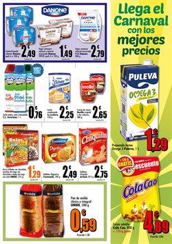 Ofertas de Cola Cao  en el folleto de Unide Supermercados en Madrid