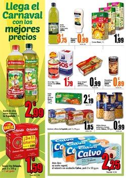 Ofertas de Tomate frito  en el folleto de Unide Supermercados en Madrid