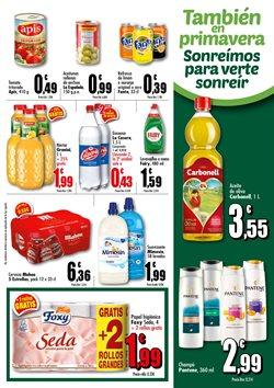 Ofertas de Estrella Damm  en el folleto de Unide Supermercados en Murcia
