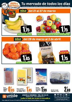 Ofertas de Pescado  en el folleto de Unide Supermercados en Murcia