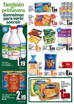 Ofertas de Chocolate  en el folleto de Unide Supermercados en Alcalá de Henares