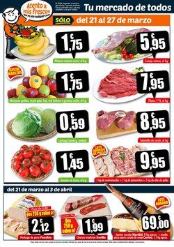 Ofertas de Conejo  en el folleto de Unide Supermercados en Madrid