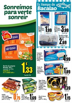 Ofertas de Yogur  en el folleto de Unide Supermercados en Madrid
