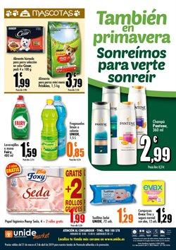 Ofertas de Comida para perros  en el folleto de Unide Supermercados en Boadilla del Monte