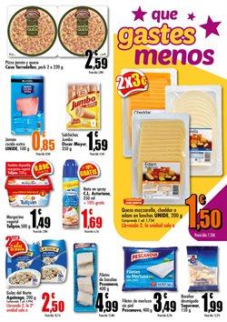 Ofertas de Pizza  en el folleto de Unide Supermercados en Murcia