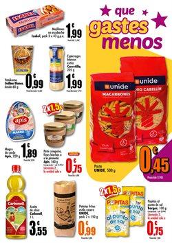Ofertas de Patatas fritas  en el folleto de Unide Supermercados en Pamplona