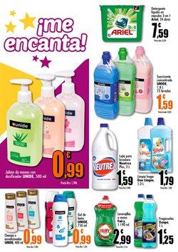 Ofertas de Jabón  en el folleto de Unide Supermercados en Madrid