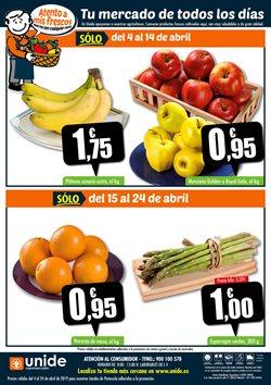 Ofertas de Manzanas  en el folleto de Unide Supermercados en Madrid