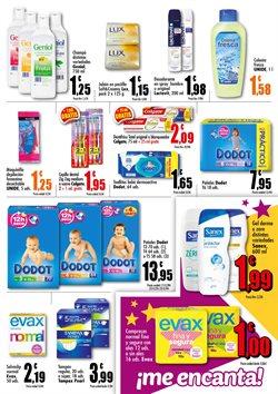 Ofertas de Dodot  en el folleto de Unide Supermercados en Santa Cruz de Tenerife