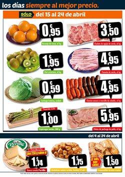 Ofertas de Kiwis  en el folleto de Unide Supermercados en Madrid