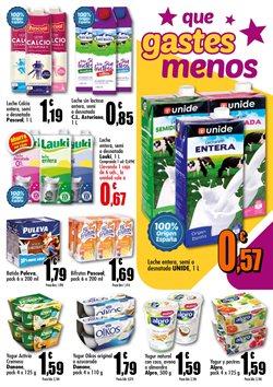 Ofertas de Puleva  en el folleto de Unide Supermercados en Madrid