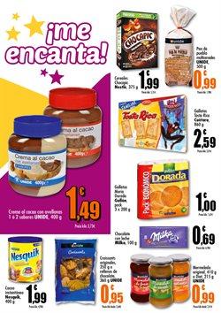 Ofertas de Chocolate  en el folleto de Unide Supermercados en Arganda del Rey
