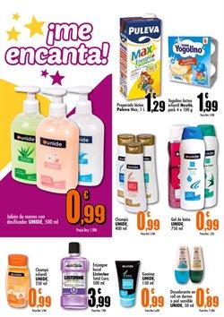 Ofertas de Gel de baño  en el folleto de Unide Supermercados en Boadilla del Monte