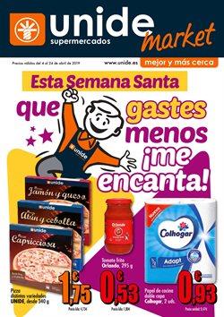 Ofertas de Unide Supermercados  en el folleto de Santa Cruz de Tenerife