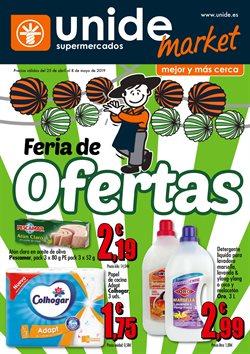 Ofertas de Unide Supermercados  en el folleto de Las Palmas de Gran Canaria