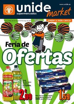 Ofertas de Unide Supermercados  en el folleto de Villanueva de la Cañada