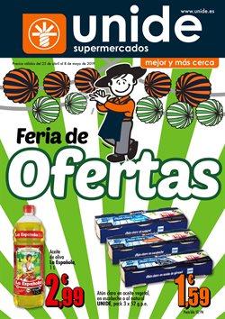 2b35abb2fad Ofertas de Hiper-Supermercados en el folleto de Unide Supermercados en  Madrid