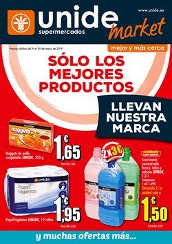 Ofertas de Unide Supermercados  en el folleto de Puerto del Carmen