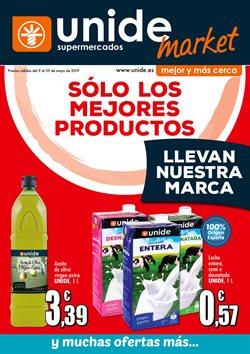 Ofertas de Hiper-Supermercados  en el folleto de Unide Supermercados en Segovia