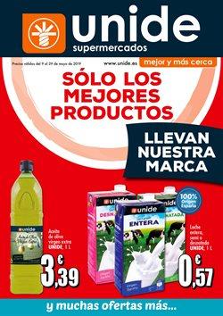 Ofertas de Hiper-Supermercados  en el folleto de Unide Supermercados en Collado Villalba