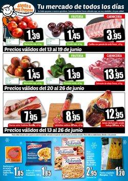 Ofertas de Tubérculos  en el folleto de Unide Supermercados en San Cristobal de la Laguna (Tenerife)