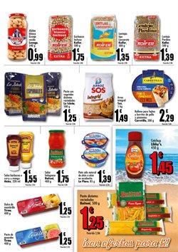 Ofertas de Pasta  en el folleto de Unide Supermercados en Vecindario