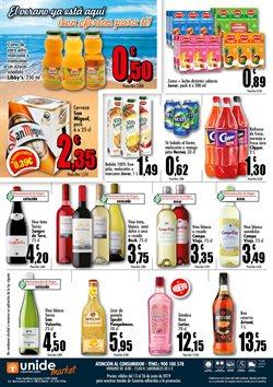 Ofertas de San Miguel  en el folleto de Unide Supermercados en Santa Lucía de Tirajana