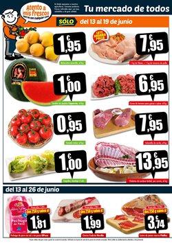 Ofertas de El Pozo  en el folleto de Unide Supermercados en San Sebastián de los Reyes
