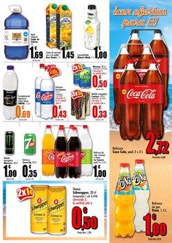 Ofertas de Agua  en el folleto de Unide Supermercados en Las Rozas