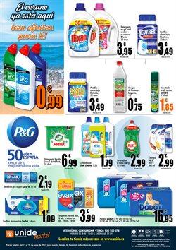 Ofertas de Ariel  en el folleto de Unide Supermercados en Getafe