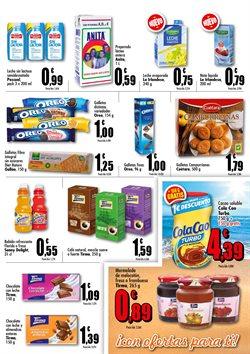 Ofertas de Chocolate  en el folleto de Unide Supermercados en Vecindario